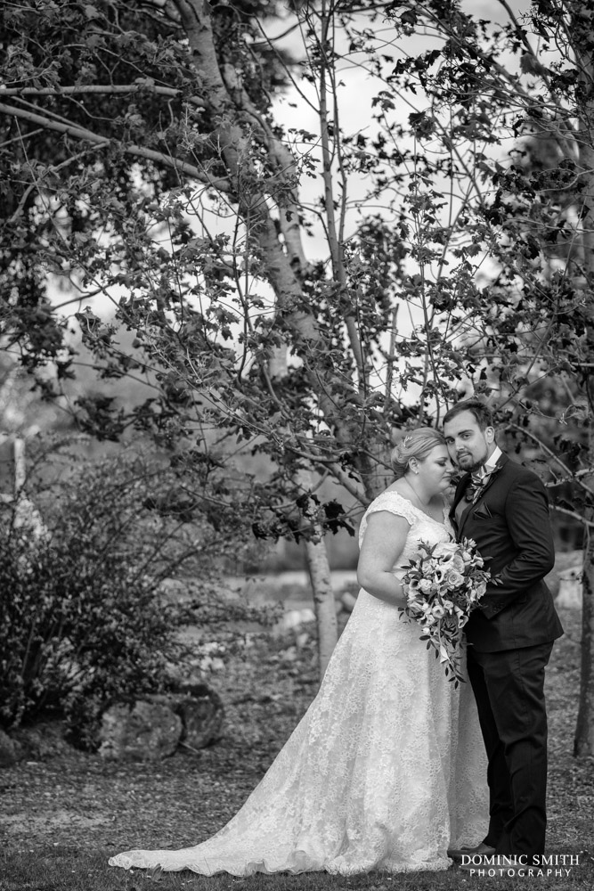 Wedding Couple photo at Hickstead Hotel 3