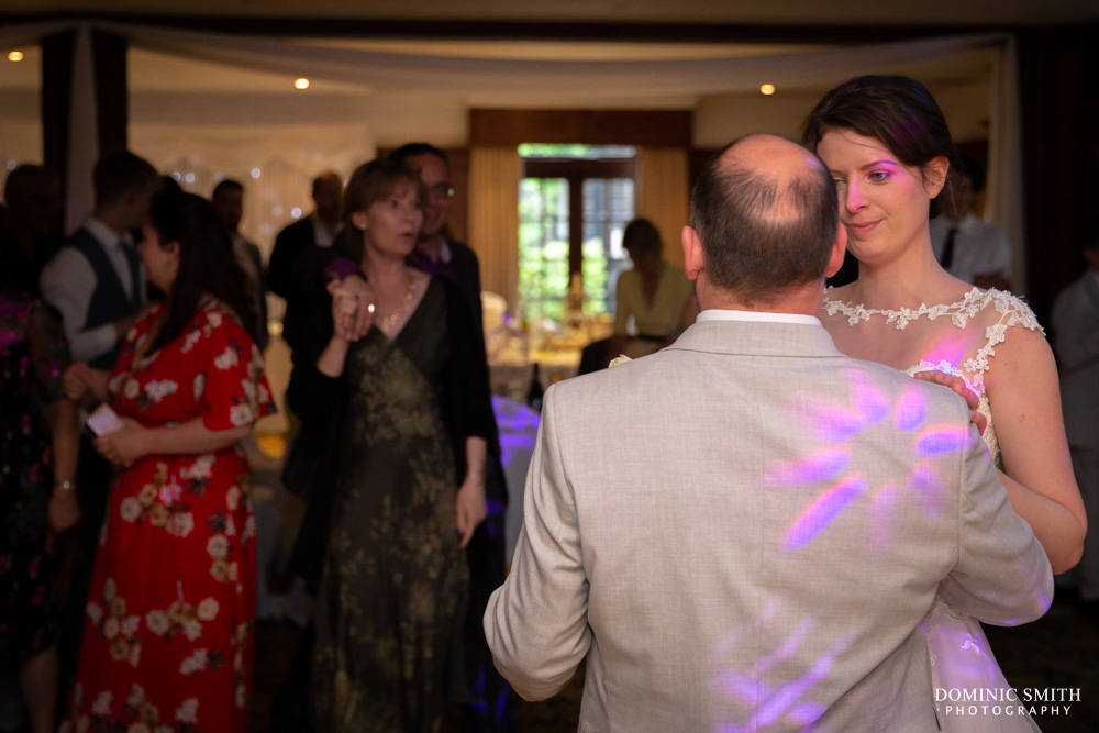 First Dance at Cisswood House 2