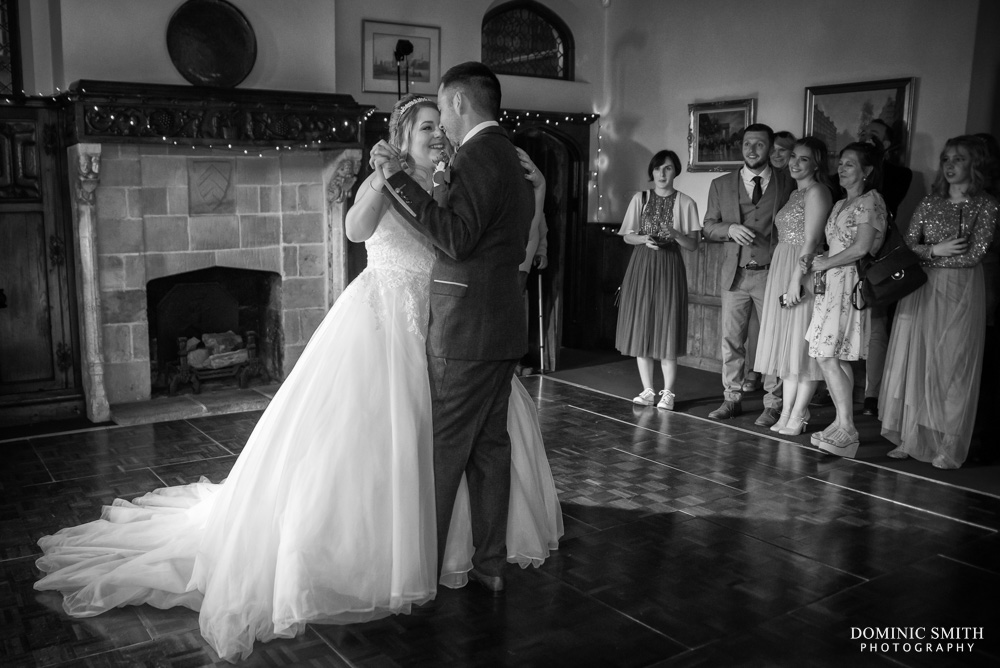 First Dance at Smallfield Place