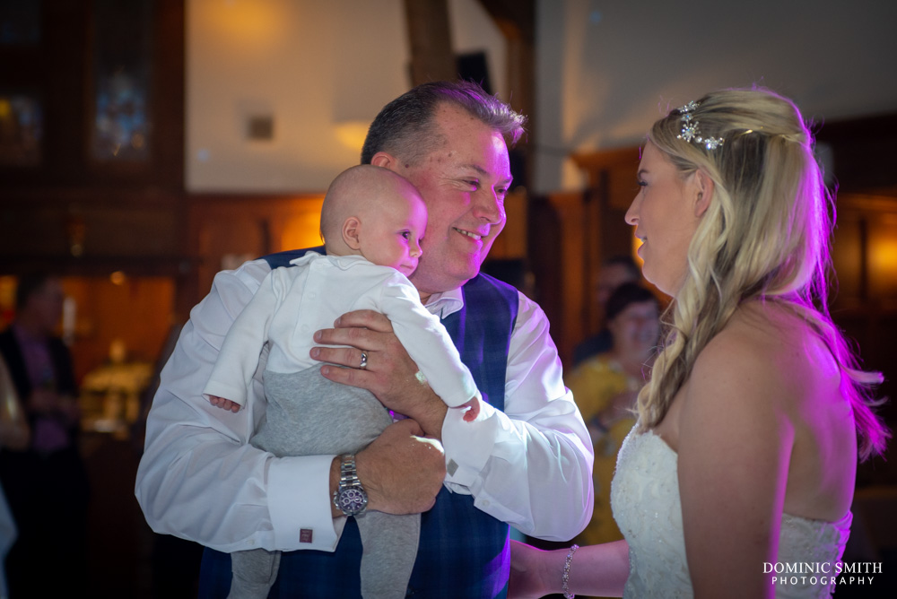 First Dance at The Ravenswood 1