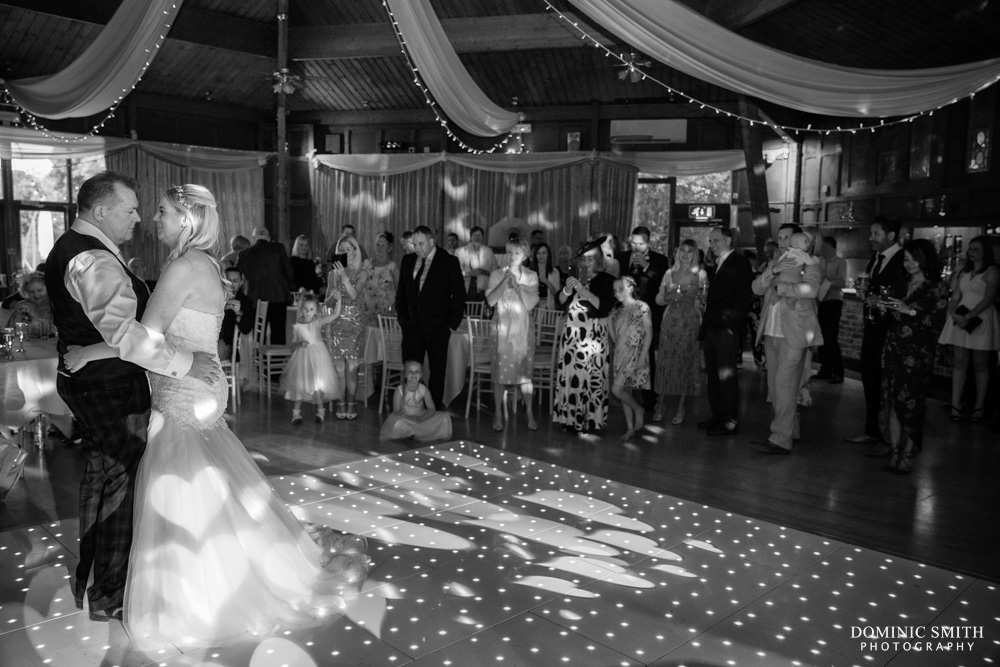 First Dance at The Ravenswood 3