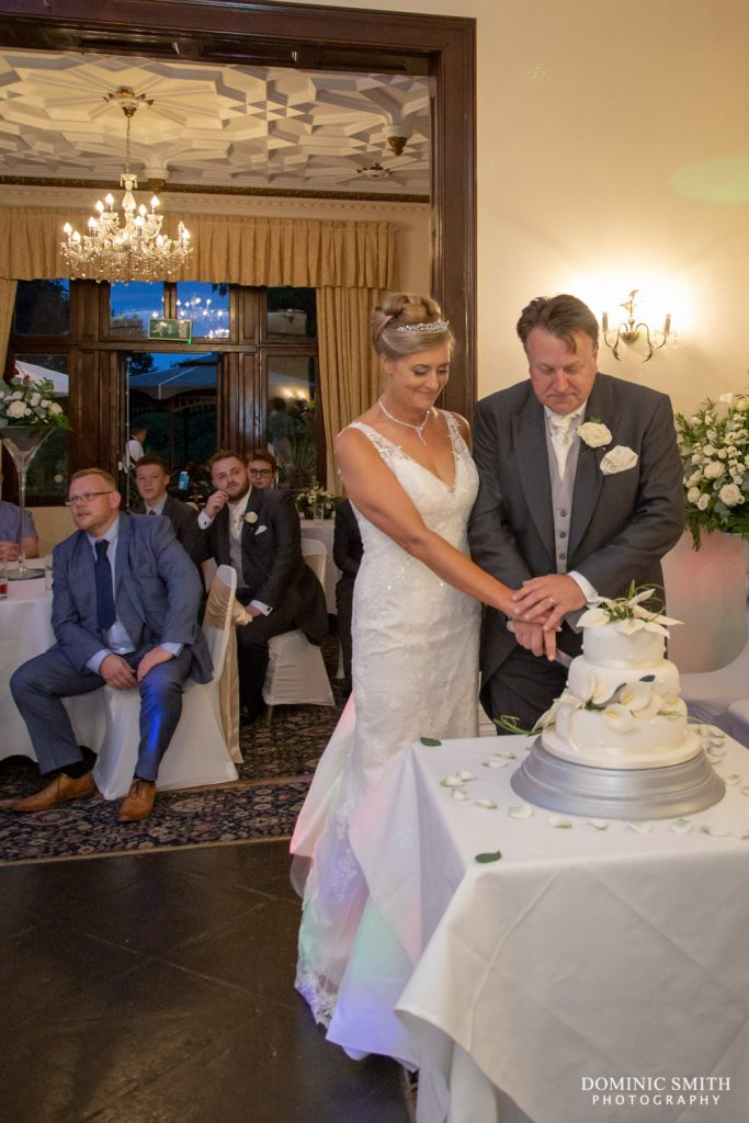 Cake Cutting at Highley Manor