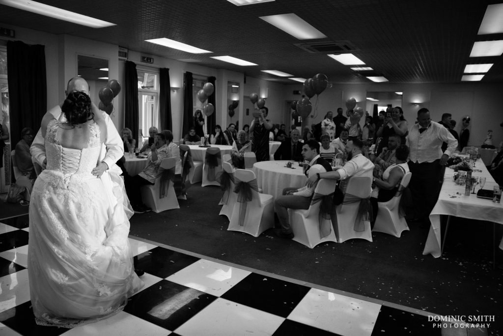 First Dance at Nutfield Lodge 1