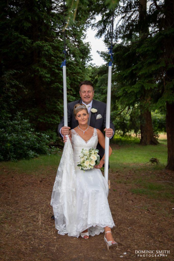Highley Manor Swing