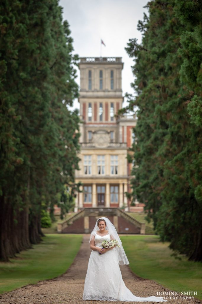 Bridal Portrait at Merstham, Surrey