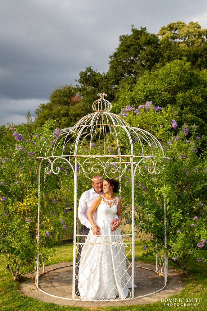 Wedding Couple Photo at Blackstock Country Estate 3