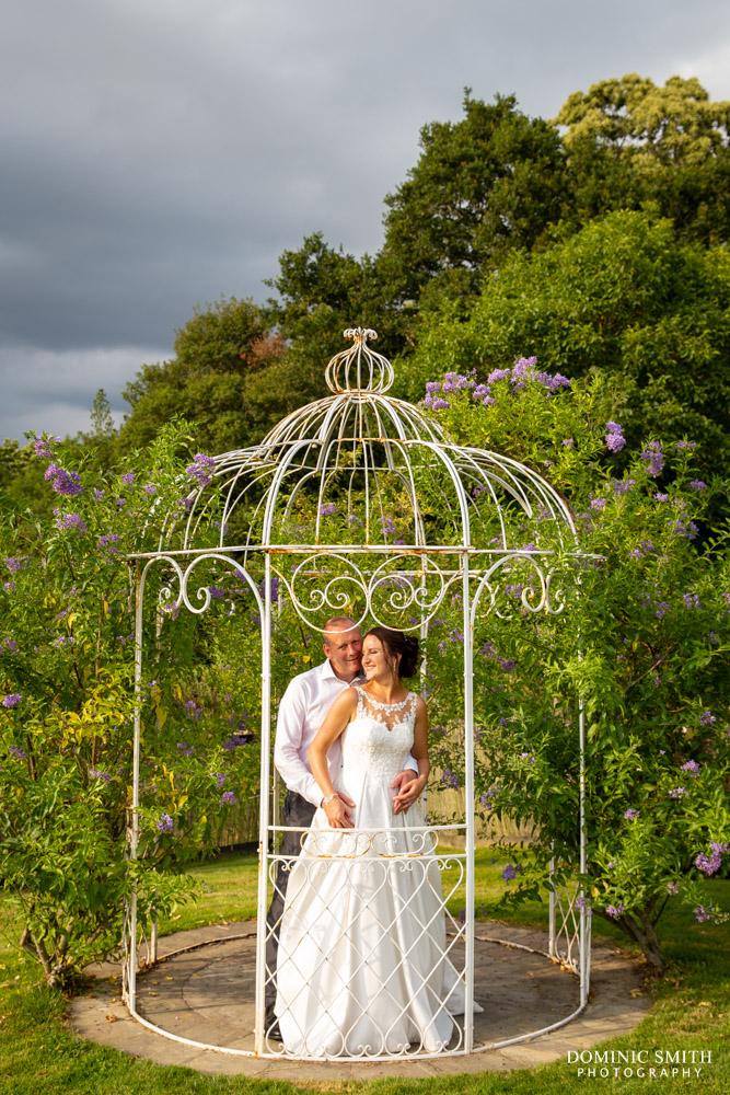 Wedding Couple Photo at Blackstock Country Estate 3