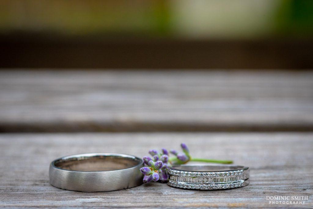 Wedding Ring Photo at Highley Manor