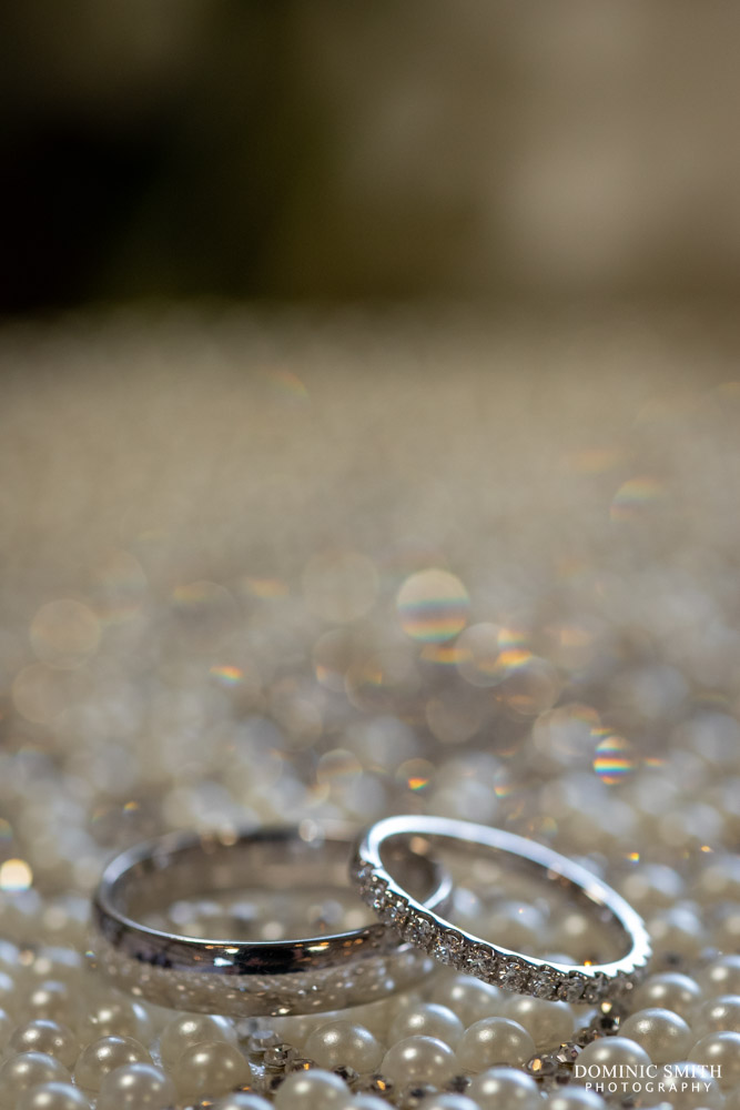 Wedding ring photo at Blackstock Country Estate 2