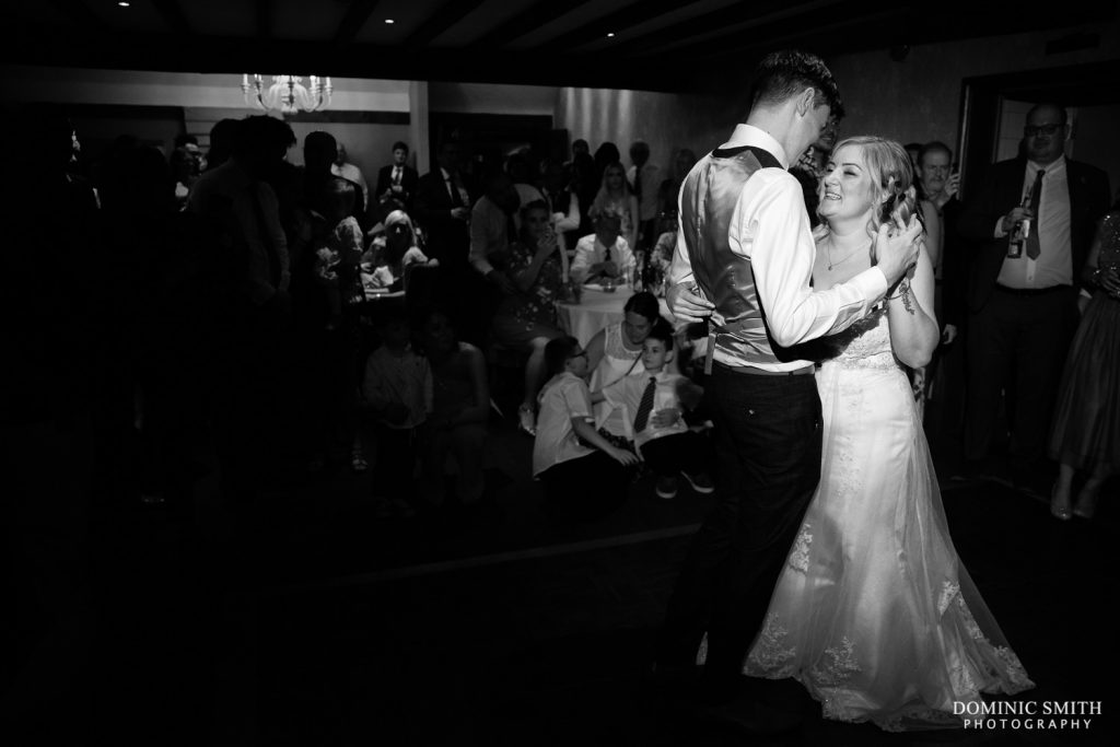 First Dance at Langshott Manor