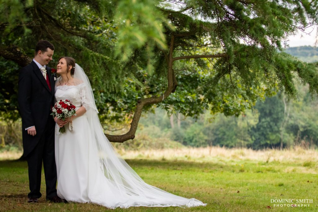 Couple Photo at Highley Manor 1