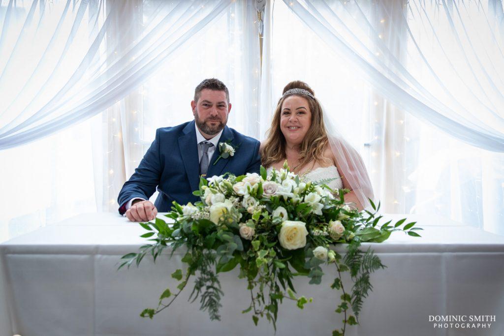 Wedding Ceremony at Random Hall 4