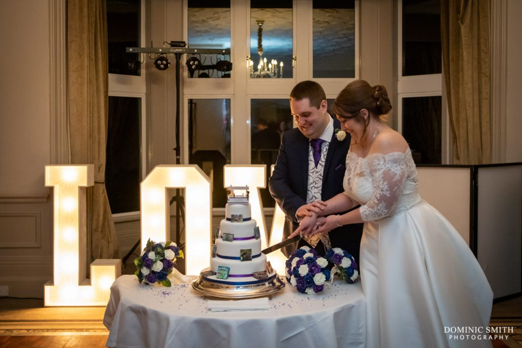 Cake Cutting at Hartsfield Manor