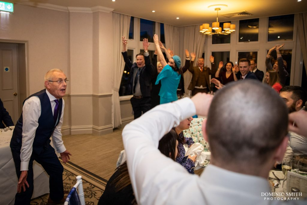 Father of the Groom Speech at Hartsfield Manor