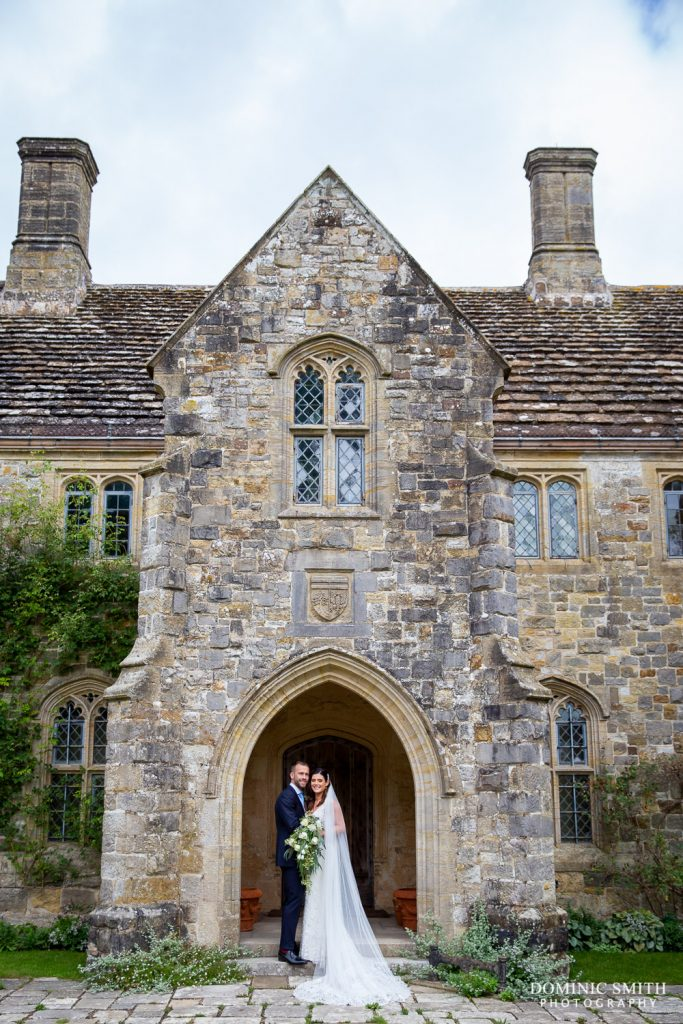 Couple Photo at a Nymans Wedding 2