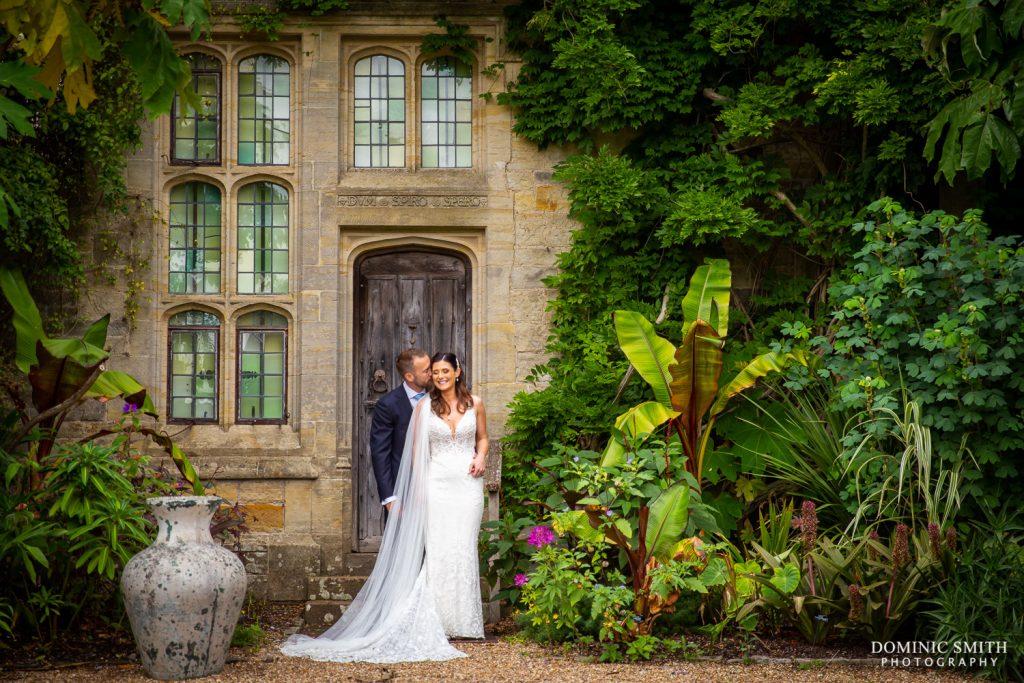 Couple Photo at a Nymans Wedding 3