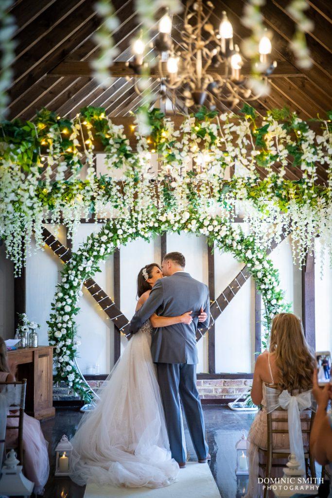 Wedding Ceremony at Blackstock Country Estate 3