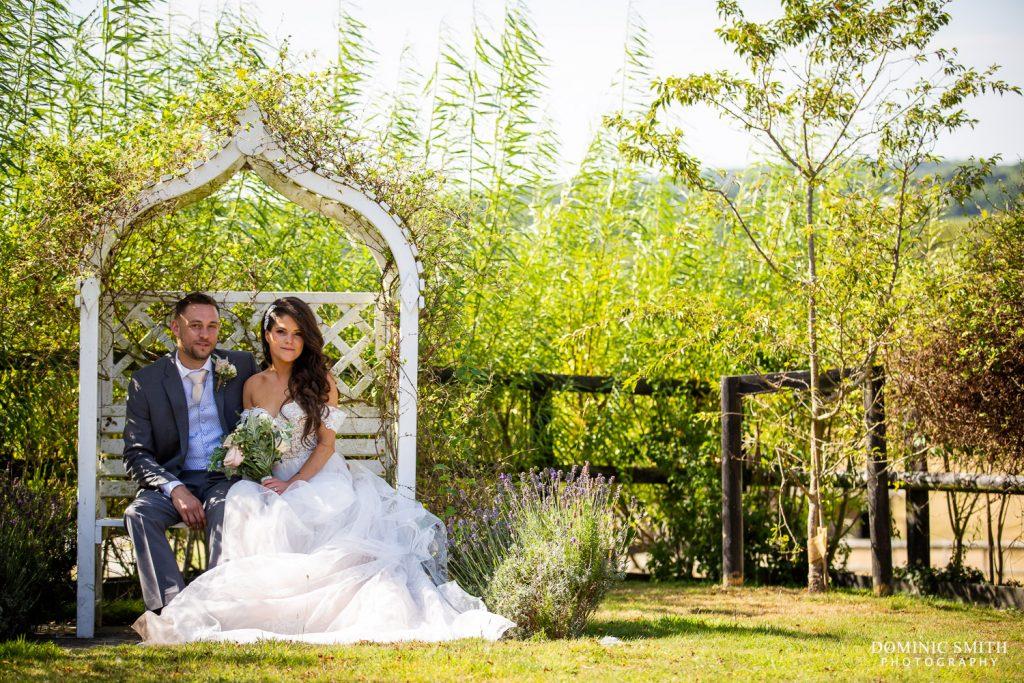 Wedding Couple Photo at Blackstock Country Estate
