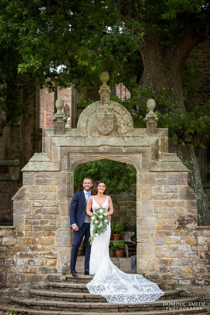 Wedding Couple Photo at Nymans 1