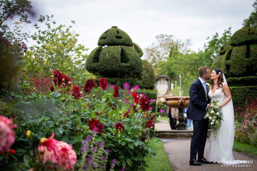 Wedding Couple Photo at Nymans 4