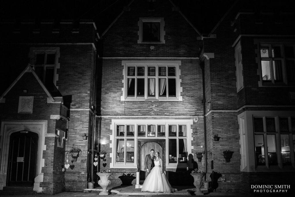 Night Photo at Highley Manor