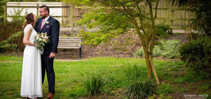 Wedding Couple Photo in Horsham 3