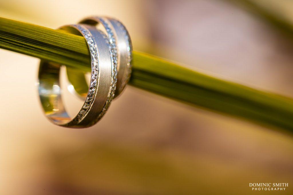 Wedding Rings at Highley Manor