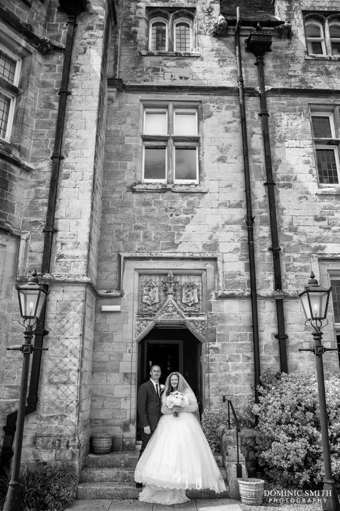 Wedding Couple Photo at Balcombe Place 1