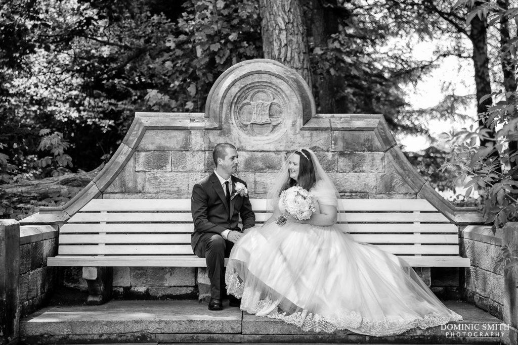 Wedding Couple Photo at Balcombe Place 2