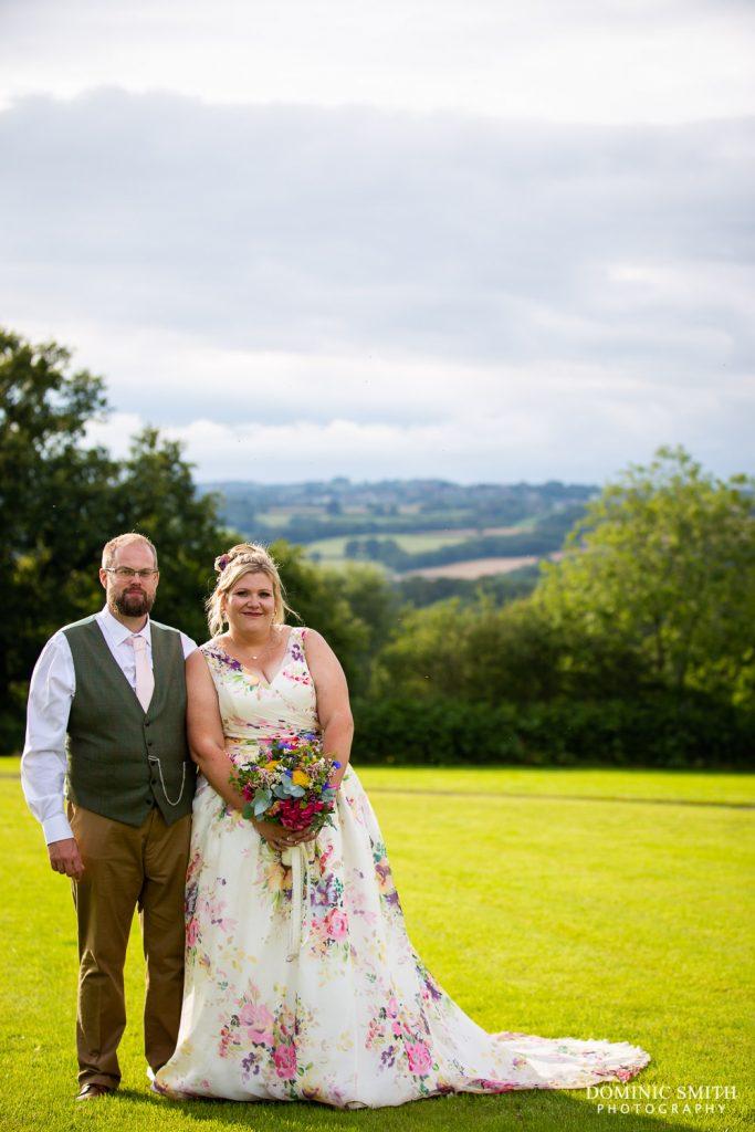 Sussex Wedding Couple 1
