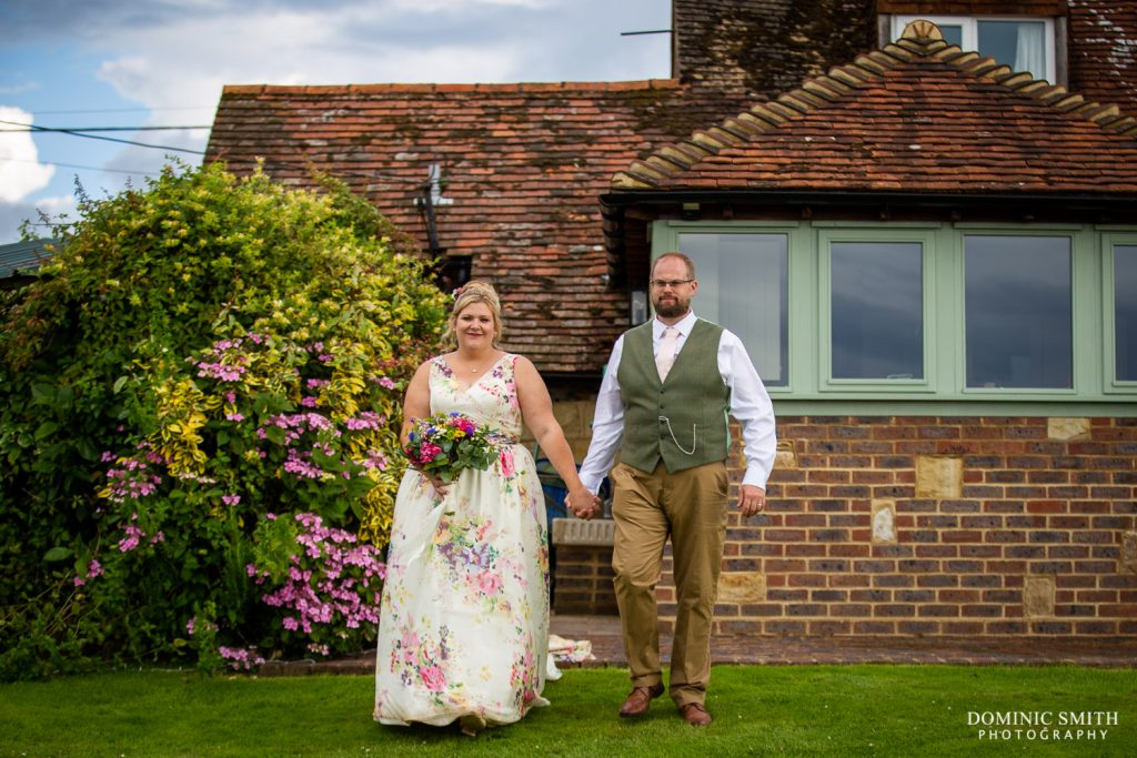 Sussex Wedding Couple 2