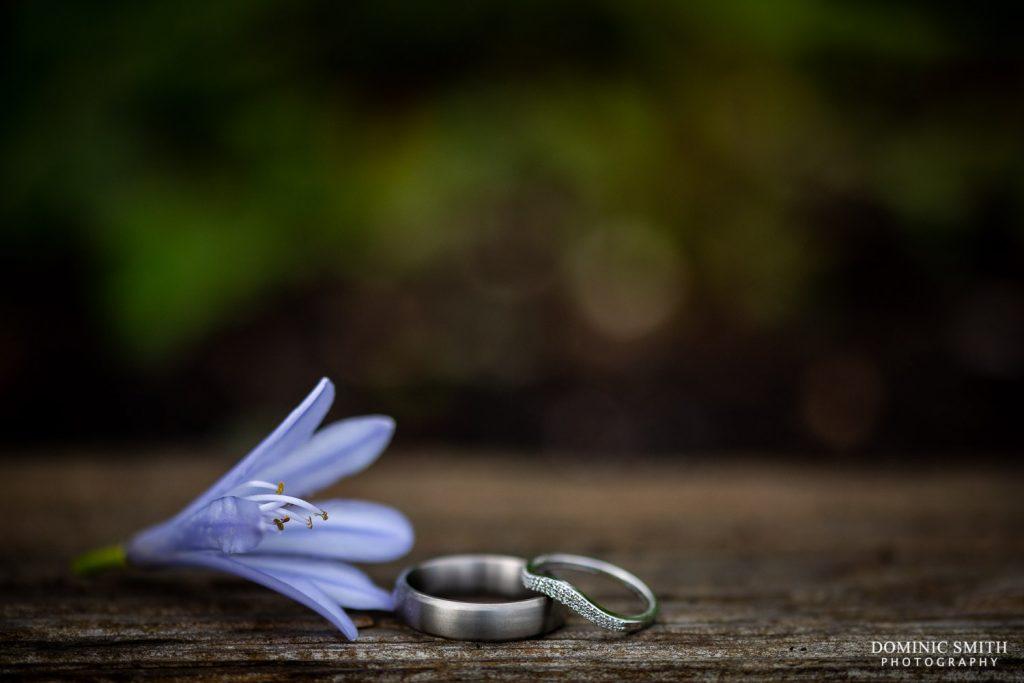 Wedding Rings at Reigate Hill Golf Club