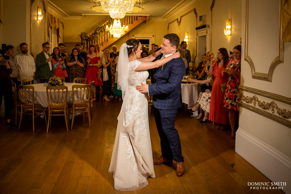 First Dance at Little Hermitage