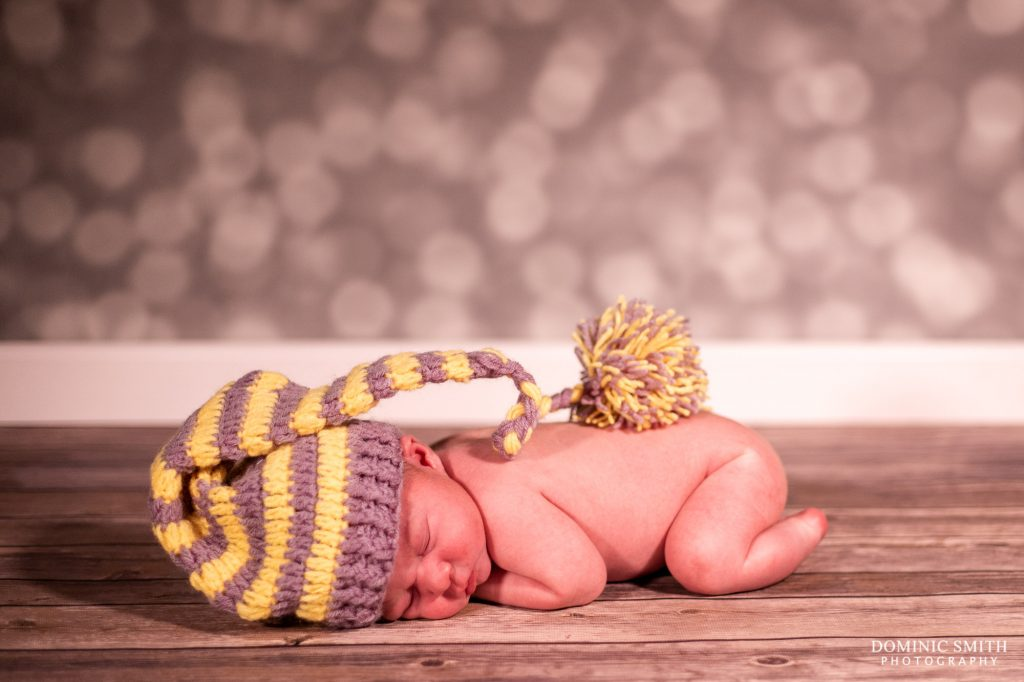 Newborn Photoshoot PomPom