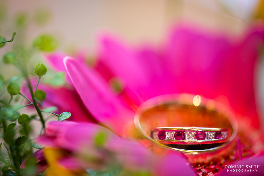 Wedding Rings at Little Hermitage