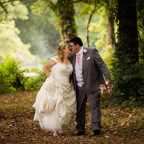 Wedding of Melissa and Stephen at Chapel Barn, Bolney