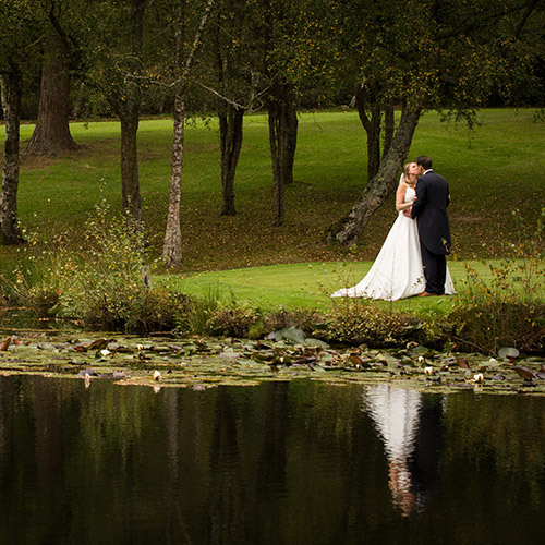 Wedding of Natasha and Chris at Cottesmore Hotel, Golf and Country Club, Sussex