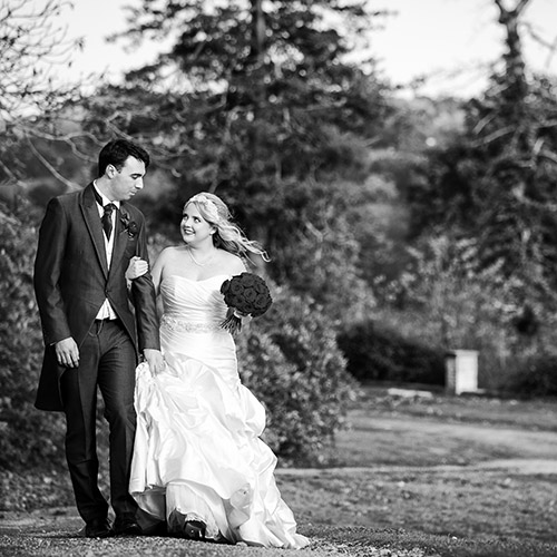 Wedding of Liz and Charlie at Buxted Park Hotel, Sussex