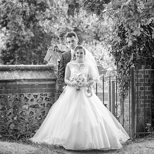 Wedding of Emily and Jake at St Margarets Church and Arora Hotel
