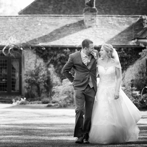 Wedding of Amy and Daniel at Rivervale Barn, Hampshire