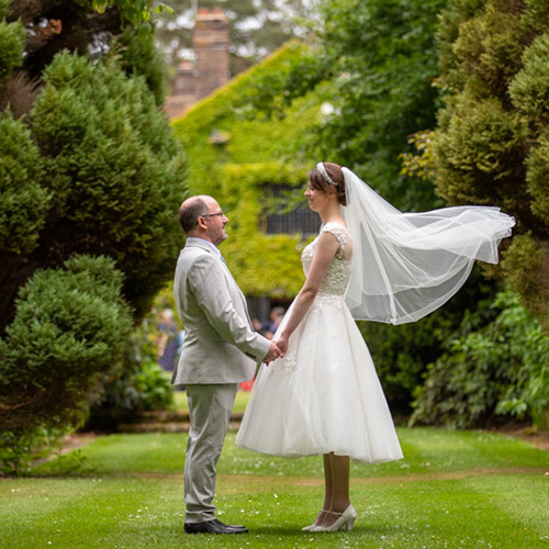 Wedding of Charlotte and Roger at Cisswood House, Sussex