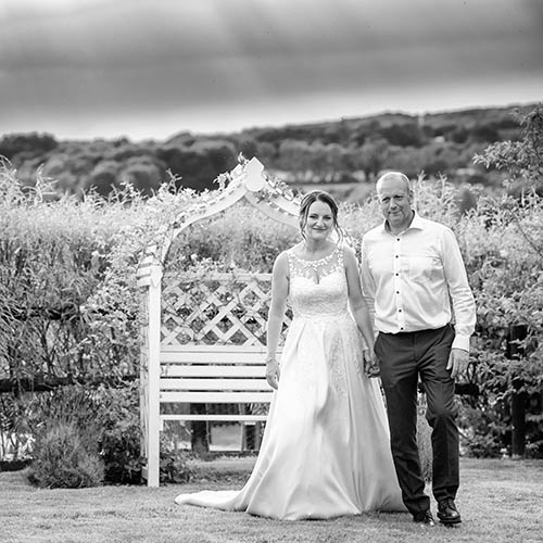 Wedding of Toysie and Nigel at Blackstock Farm, Sussex