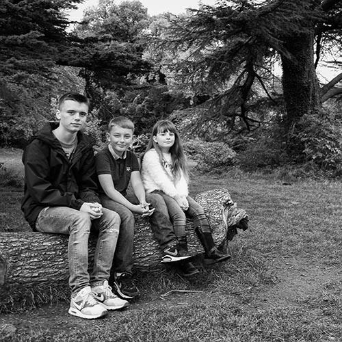 Jo and Family