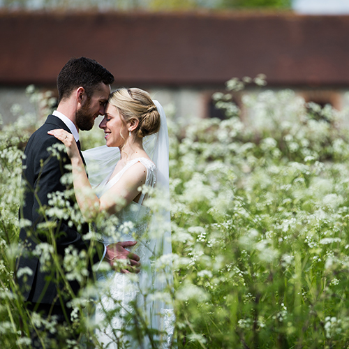 Wedding of Dan and Lisa at Boxgrove Village Hall, Sussex