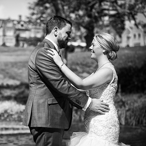 Wedidng of Kerry and Dan at South Lodge Hotel, Sussex